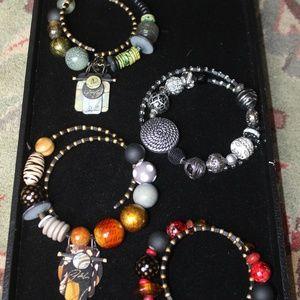 artisan choker pieces
